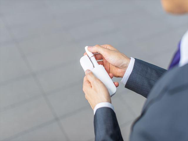 普通のタバコから電子タバコに切り替えてみよう